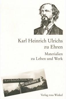 Karl Heinrich Ulrichs zu Ehren