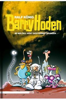 Barry Hoden - Im Weltall...