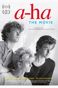 a-ha - The Movie Plakat A1